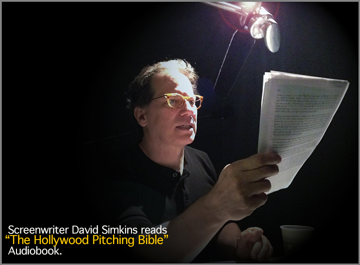 David Simkins Reads The Hollywood Pitching Bible